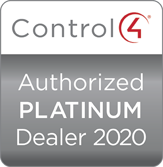 Control4 Authorized Platinum Dealer 2015